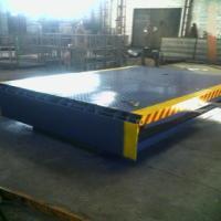 供应佛山月台式调节板固定式登车桥厂家