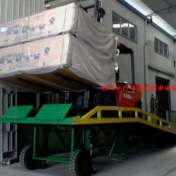 供應中山小榄叉車上貨裝卸平台生産廠家