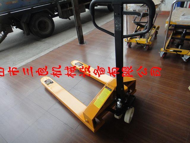 供应广州南沙手动液压托盘车送货上门