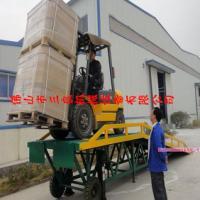供应广东佛山装货柜登车桥供货商