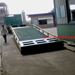 供應移動式裝卸平台報價叉車裝卸台廠