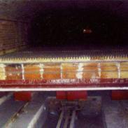 河南隧道窑吊顶用纤维棉块图片