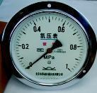 供应上海仪表氧气压力表YO