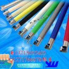 供应环保精益管包胶1.2精益管米黄线棒