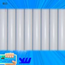 ABS精益管包胶1.2环保线棒白色精益管