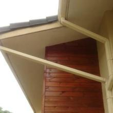 别墅屋檐排水专用方形落水管批发