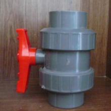 信阳PVC-U双由令球阀厂家制造