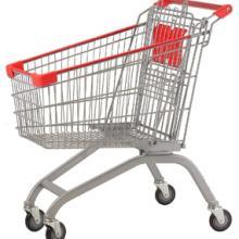 供应超市美式购物车图片