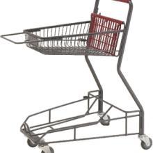 供应专业提供吉之岛超市双层式购物车