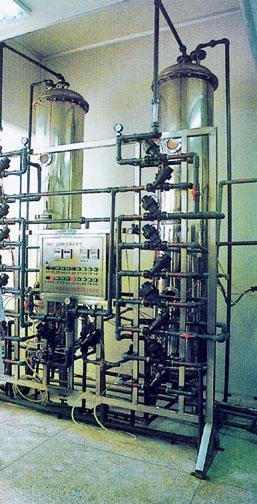 供应医用输液药剂生化制品用水