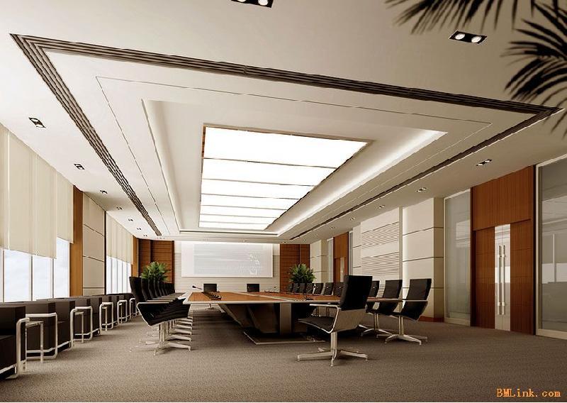 办公室图片 办公室样板图 办公室-上海旭东建筑装饰