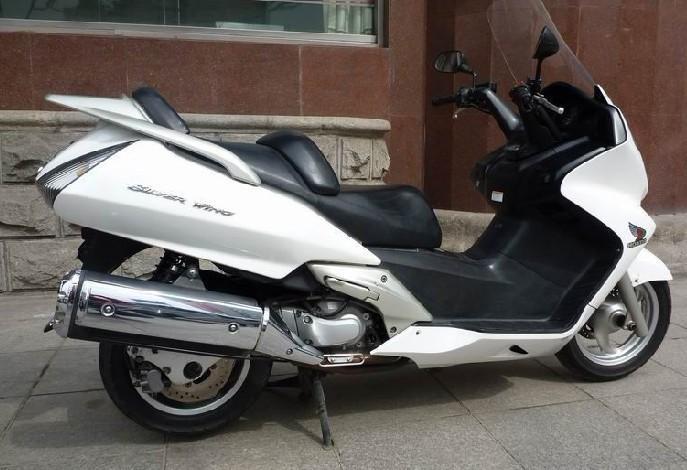 本田供应商 生产供应本田银翼600 本田摩托车报价 摩托车 高清图片
