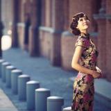 供应北京哪里有拍老上海旗袍写真的