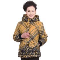 千如成中老年女装棉衣新品秋冬装外套促销中年妈妈装冬装棉服装批发