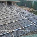 松原太阳能热水工程图片