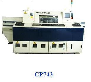 富士CP743ME高速贴片机图片