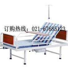 供應單搖帶便口護理床,病人護理床C04癱瘓病人護理床,截癱患者護理床圖片
