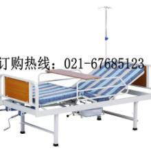 供應雙搖帶便口護理床,癱瘓病人護理床C05雙搖帶廁家用護理床圖片