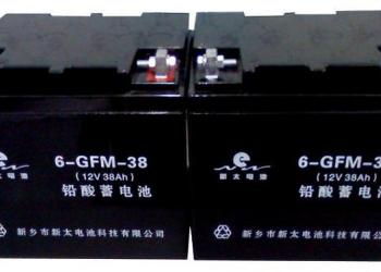 12v40铅酸蓄电池报价