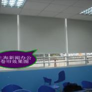 闵行区定做办公室遮阳窗帘拉珠卷帘图片