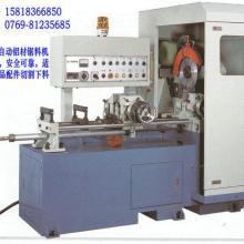 供应深圳高精度全自动铝材锯料机,铝棒铝管铝异型材切割机深圳全自动图片