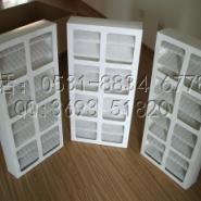 云南玉溪机房空调纸框过滤网图片