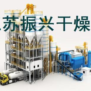 15万吨普通预拌砂浆生产线设备厂家图片
