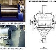 HG系列滚筒刮板干燥机在振兴干燥图片