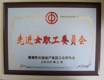 木质奖牌授权牌图片/木质奖牌授权牌样板图 (1)