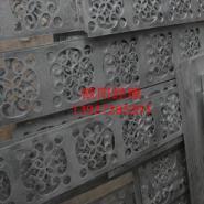 雕刻便宜拉伸网板弯曲波浪装饰铝天图片