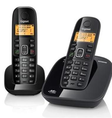 数字无绳电话机图片/数字无绳电话机样板图 (2)
