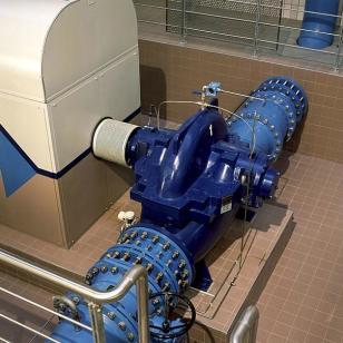 KSB凯士比中开泵双吸泵图片