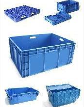 供应乌鲁木齐塑料周转箱塑料箩塑料筐图片