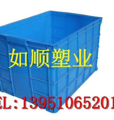 江山塑料周转箱图片/江山塑料周转箱样板图 (4)