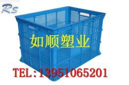 供应巴中塑料周转箱塑料箩塑料筐 ,巨龙牌系列水果箱