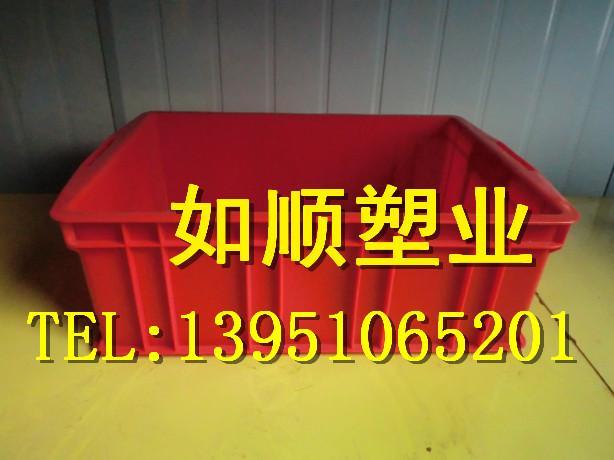 供应亳州塑料周转箱价格型号厂家