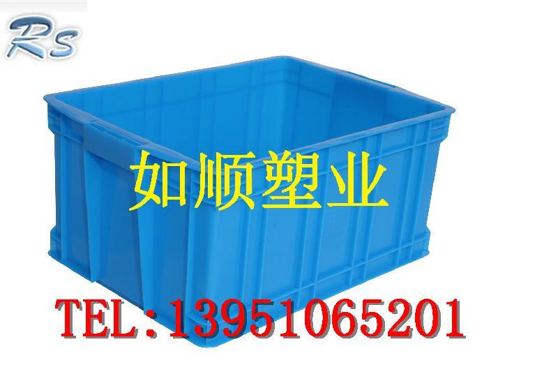 供应金阊塑料错位箱筐质量厂家批发