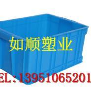 相城塑料错位箱筐质量厂家批发图片
