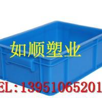 供应涟水塑料盘塑料浅盘零件箱八格箱