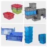 供应潞西塑料周转箱塑料箩塑料筐