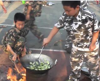 河南郑州军事夏令营最好的野狼特训基地 郑州中小学生军事夏令营