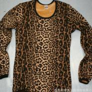 倒绒高品质女式保暖内衣套装图片