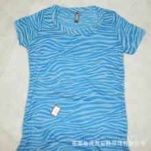 韩版修身短袖T恤 温州厂家 专业生产图片