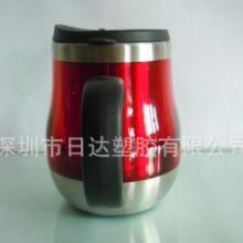 供应2013新品不锈钢咖啡杯 双层咖啡杯 可加印logo批发