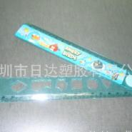 深圳厂家直销15cm可折叠尺子图片