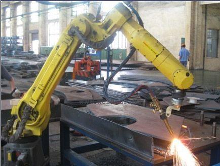 供应切割工业机器人