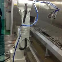 供应喷胶水工业机械手