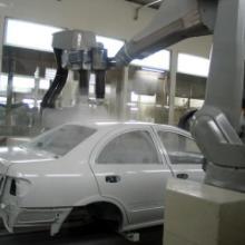 供应表面处理机械手