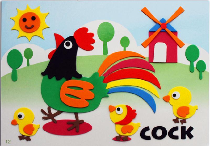 供应儿童经典卡通贴画