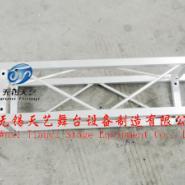 供应200方管铝合金桁架 背景搭建桁架